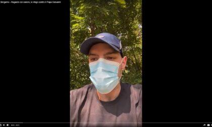 Malato di cancro senza risposte dal Papa Giovanni. La rabbia in un video su Instagram