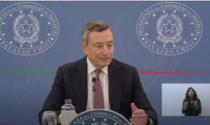 Green pass obbligatorio per ristoranti, cinema, eventi e sport. Draghi: «Condizione per non richiudere»