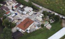Controlli nei campi nomadi di Trescore, Zanica e Grassobbio: due uomini denunciati