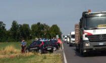 Travolto da un'automobile lungo la provinciale Francesca: morto un uomo di 72 anni
