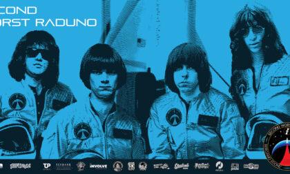 Torna il Punk Rock raduno di Bergamo. E lancia il primo disco dei Ramones nello spazio