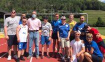 A Clusone allenamento estivo per la Nazionale paralimpica di sci alpino