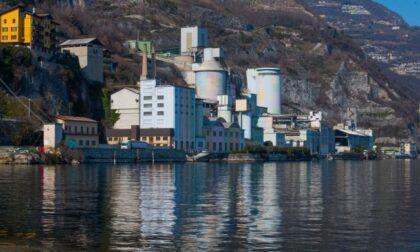 Frana sopra Tavernola, ad agosto test sull'attività della miniera Ca' Bianca