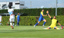 Video e foto della seconda amichevole dell'Atalanta, finita 1-1 col Maccabi Bnei Raina