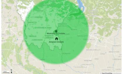 Amazon e il Comune di Cividate regalano 2mila alberi: ecco come richiederli