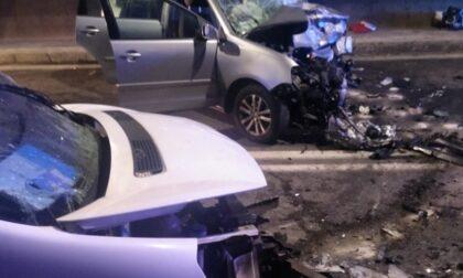 Incidente in galleria a San Pellegrino, due feriti