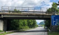 Chiuso il ponte di Fiorano dopo che è stato danneggiato da un mezzo pesante