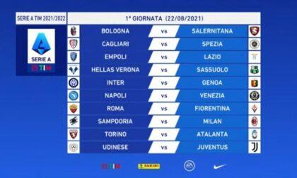 Atalanta, il calendario della Serie A 21/22: esordio col Torino, chiusura con l'Empoli