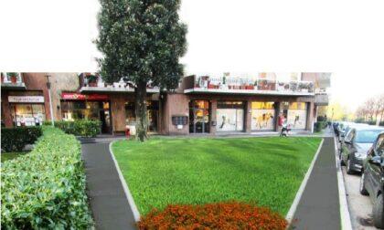 In via Carducci sorgerà una nuova aiuola: la gestiranno gli inquilini di un condominio
