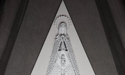 L'artista che voleva dare alla Madonna della chiesa di Longuelo il volto di Sofia Loren