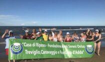Il bel video delle vacanze al mare degli ospiti della Rsa Anni Sereni dopo l'incubo Covid