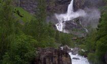Domenica torna, dopo due anni, il grande spettacolo delle Cascate del Serio