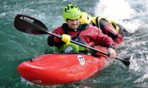 Tragedia in Val Brembana: istruttore di kayak travolto dalla violenza del torrente