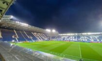 Gewiss Stadium, campo in condizioni pessime: rifacimento ipotesi concreta