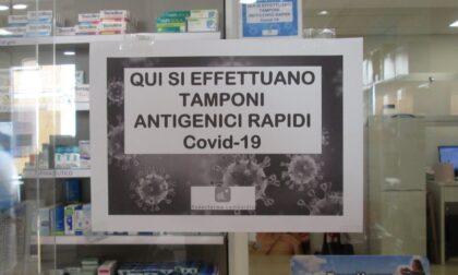 Tamponi rapidi a prezzi calmierati nelle farmacie: a Bergamo l'invito a farlo subito