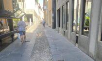 Terminata la riqualificazione della strada, via Borfuro riapre al traffico