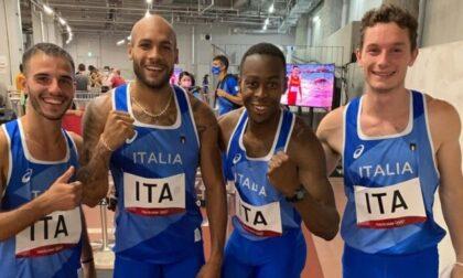 Jacobs & Co conquistano la finale nella staffetta 4x100 alle Olimpiadi di Tokyo 2020