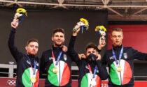 Olimpiadi, Simone Consonni d'oro nell'inseguimento a squadre