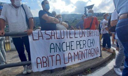 Corteo a San Giovanni Bianco, aumentano le multe a sindaci e cittadini. Salvini: «Chiederò di toglierle»