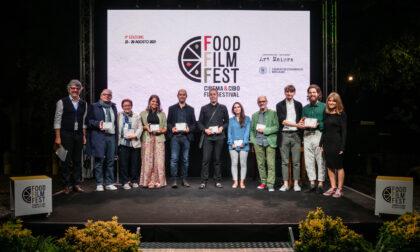 Food Film Fest, tutti i premi del festival internazionale su cibo e sostenibilità