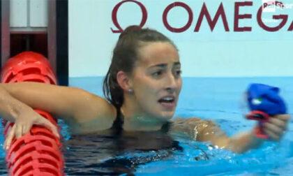 Un altro successo per Giulia Terzi: oro e record paralimpico nei 100 stile libero