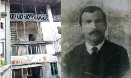 """Si avvera il sogno di Luigi """"Garì"""": la sua casa a Gandino diventerà Hub del volontariato"""