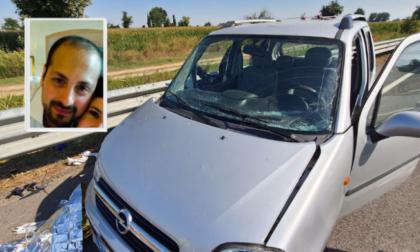Torna dal lavoro in scooter e si scontra con un'auto: muore un carabiniere di Zandobbio