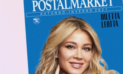 Postalmarket il ritorno: la prima copertina è con Diletta Leotta