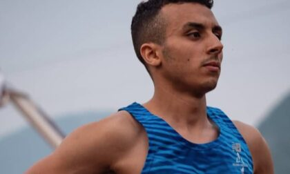 Hakim Elliasmine, il campione dell'Atletica Bergamo, sarà italiano. Finalmente