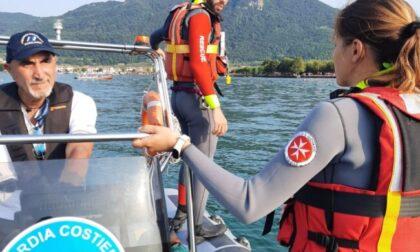Si tuffa dal pedalò nel Lago d'Iseo, 19enne muore annegato