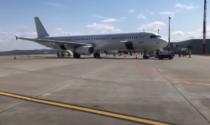 Atterraggio d'emergenza per un volo da Bergamo a Iasi, in Romania