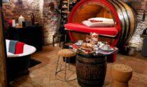 I due luoghi più originali dove dormire? In una botte a Capriate e nella stalla a Piazzatorre