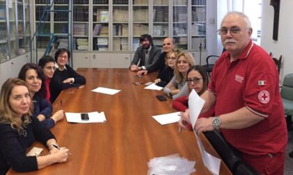 L'addio di Stezzano ad Arturo Filippetti, volontario della Croce Rossa per 37 anni