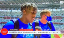 Salto triplo: finale olimpica con Emmanuel Ihemeje, cresciuto a Bergamo