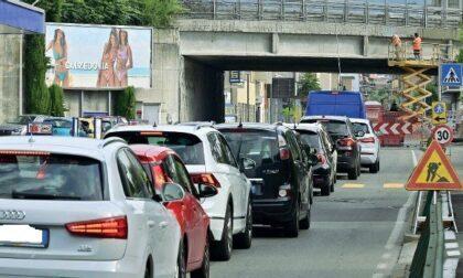 Il ponte di via Zanica chiuderà al traffico nelle notti del 2 e 3 settembre