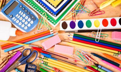 Buoni per l'acquisto di materiale scolastico: a Spirano novanta euro a ogni studente