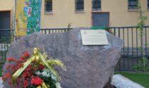 Dalmine, rubata (di nuovo) la bandiera del Monumento al Partigiano