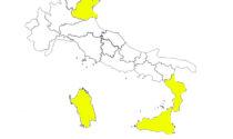Quali sono le quattro differenze ora fra la zona bianca e la zona gialla
