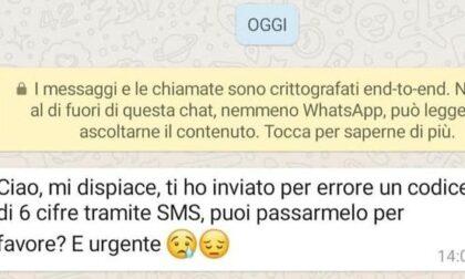 Truffa su WhatsApp: se un amico vi chiede di inviargli un codice a 6 cifre, non rispondete