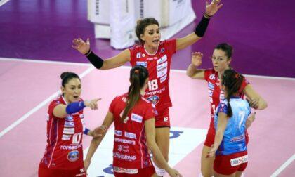 Volley Bergamo, la nuova avventura comincia in casa contro il Trento