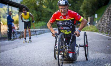 Runners, skiroll e handbike: fra Nembro e Selvino torna la Chronoday