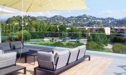 Apre il nuovo hotel sulla Briantea, che alza l'asticella dell'ospitalità a Bergamo