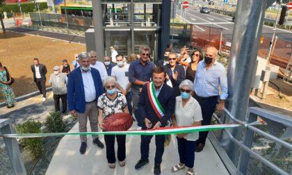 I quartieri Malpensata e Campagnola finalmente uniti: inaugurata la nuova passerella