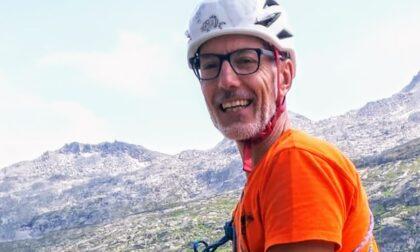 Cede la parete rocciosa, istruttore del Cai di Lovere muore sul Pizzo Badile