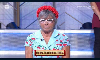 """La Giuliana della Trattoria D'Ambrosio a """"I Soliti Ignoti"""" su Raiuno"""