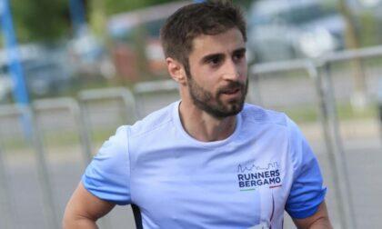 Correrà sei grandi maratone per una promessa fatta al nonno prima che morisse