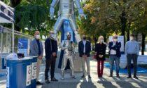La città di Bergamo premiata per la raccolta differenziata dell'acciaio