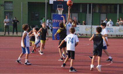 Le foto della grande festa del minibasket bergamasco: finalmente si è tornati a giocare!
