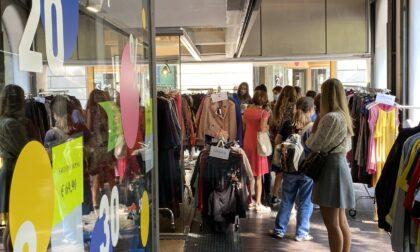 In centro a Bergamo torna lo Sbarazzo: la mappa con tutti i negozi (sono più di 100)