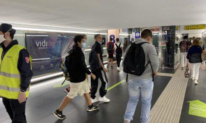 Dal 13 settembre il sottopasso della stazione torna a senso unico (verso via Gavazzeni)